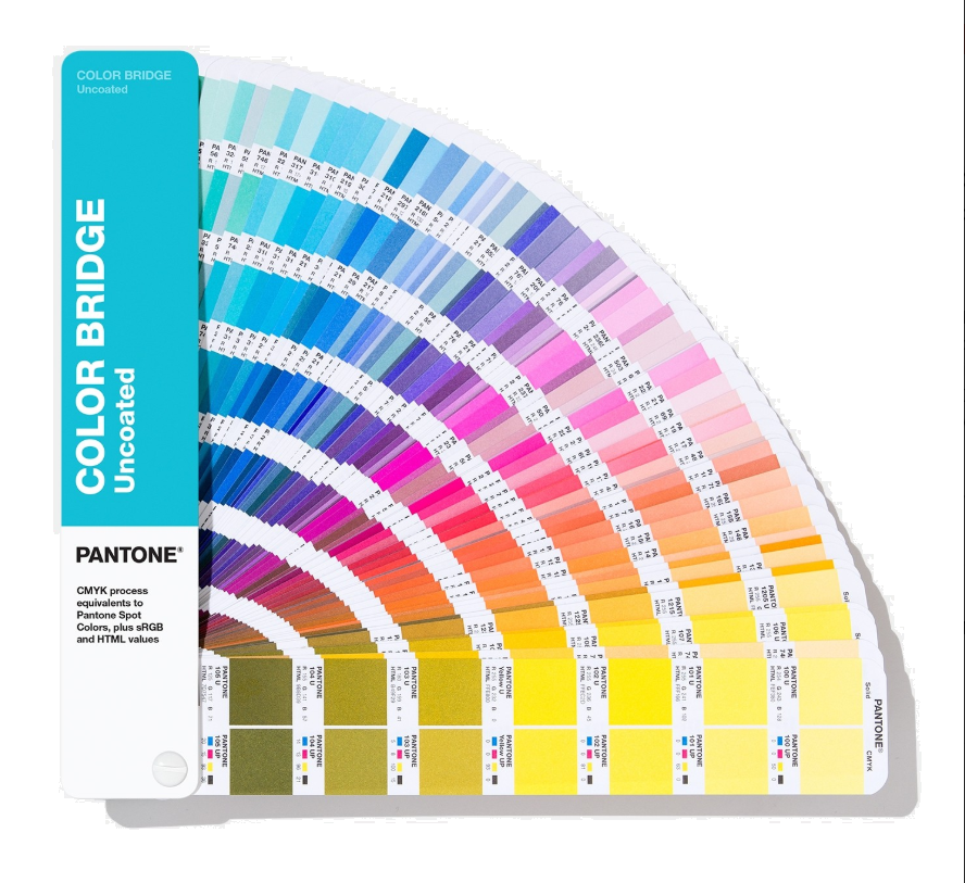 Pantone COLOR BRIDGE Uncoated
