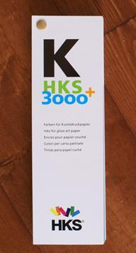 HKS 3000 Plus K (coated)