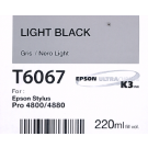 T6067 Light Black