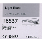 T6537 Light Black